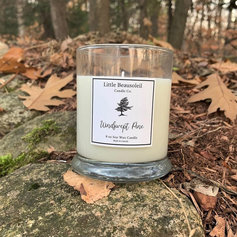 Candle - Little Beausoleil Candle Co