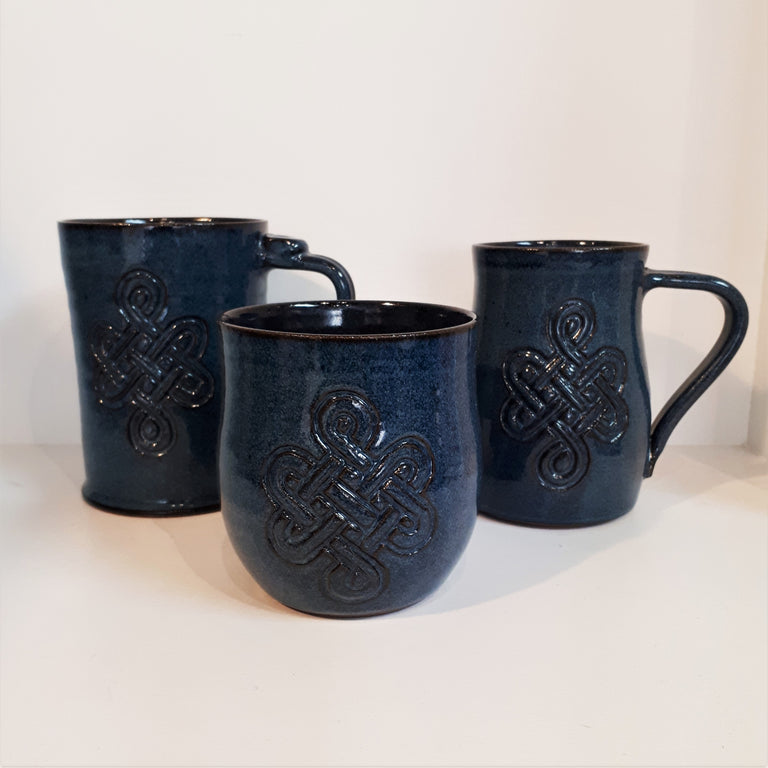 Celtic Knot Wine Cup