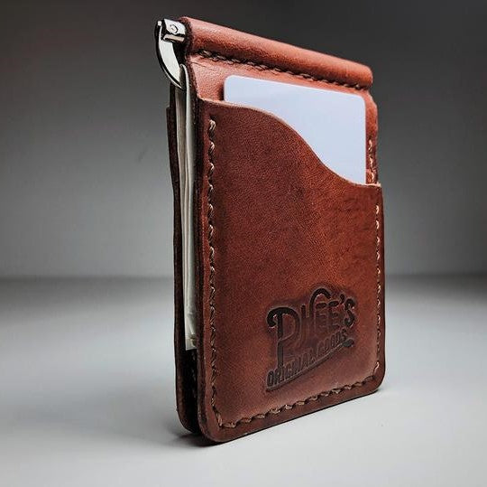 Dunvegan Men's Leather Wallet - Brown or Black