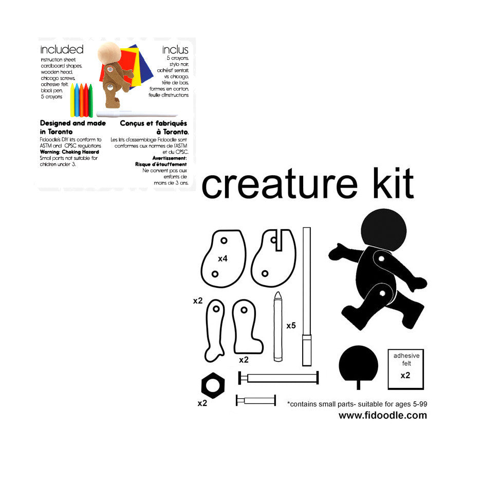 DIY Kit - Creature - Save 50%