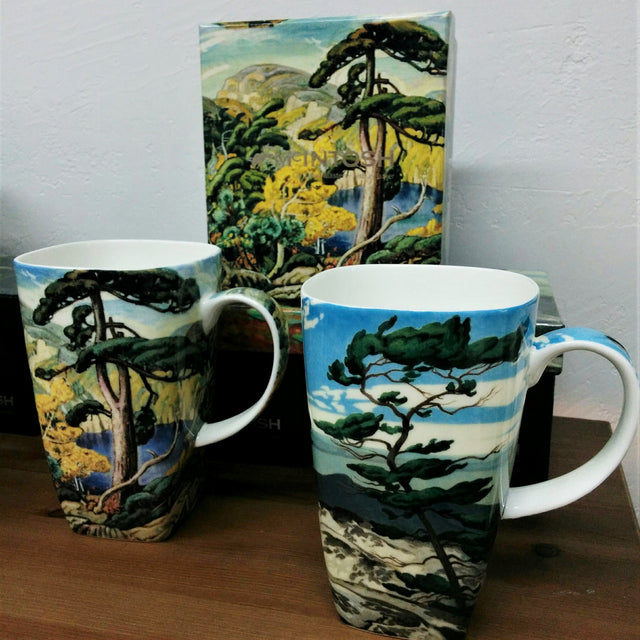 Fine Bone China Mug Grande - Group of Seven and Tom Thomson