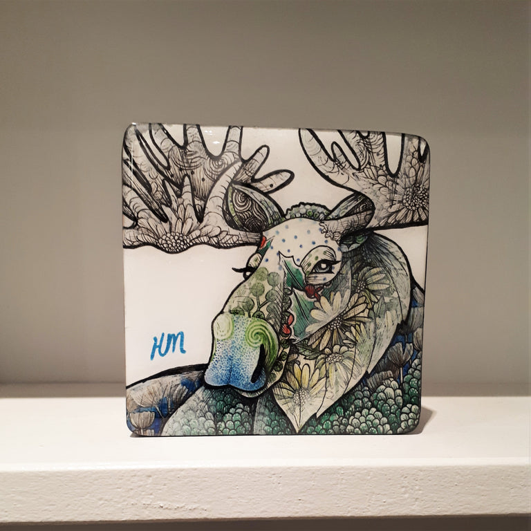 Original Work - HOLLY MOOSE