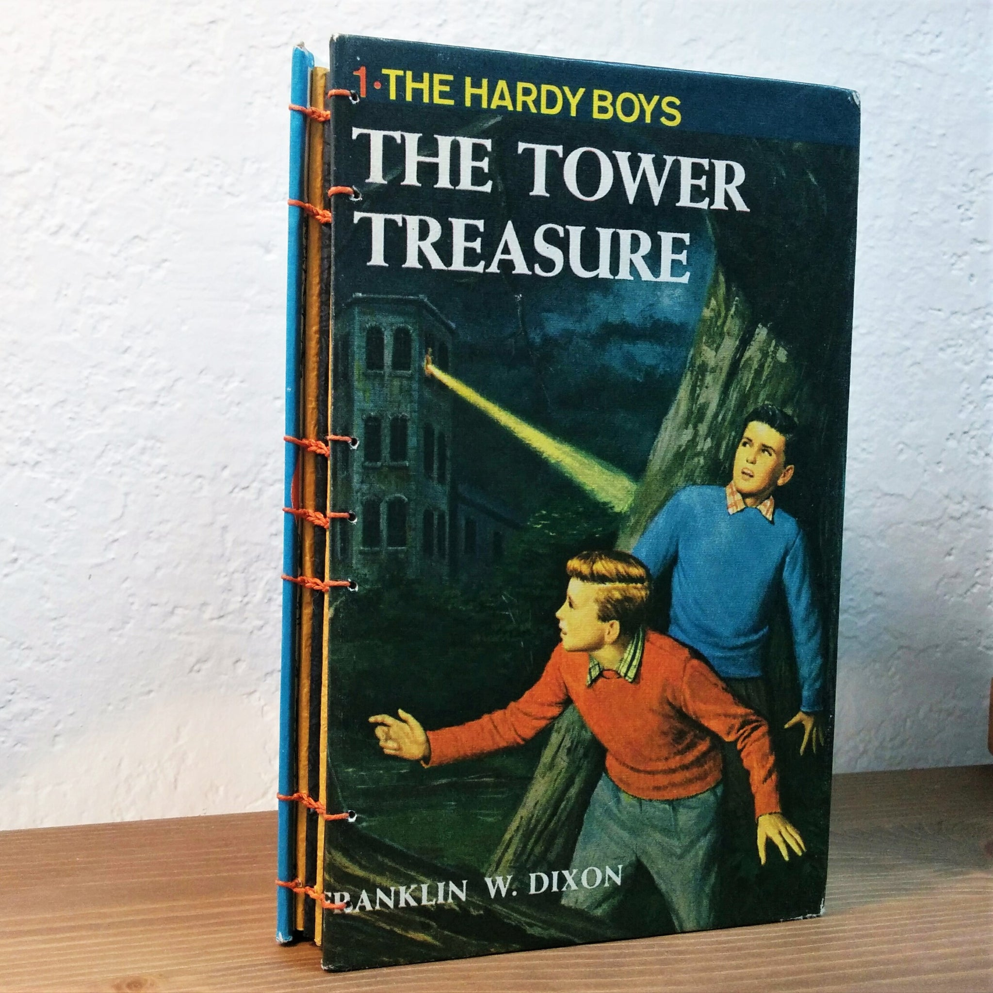 Journal/Sketchbook - Hardy Boys The Tower Treasure