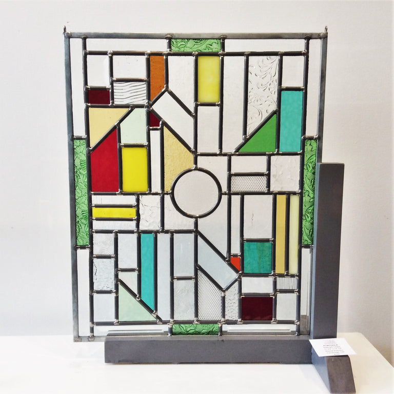 Stained Glass - PORT HOLE