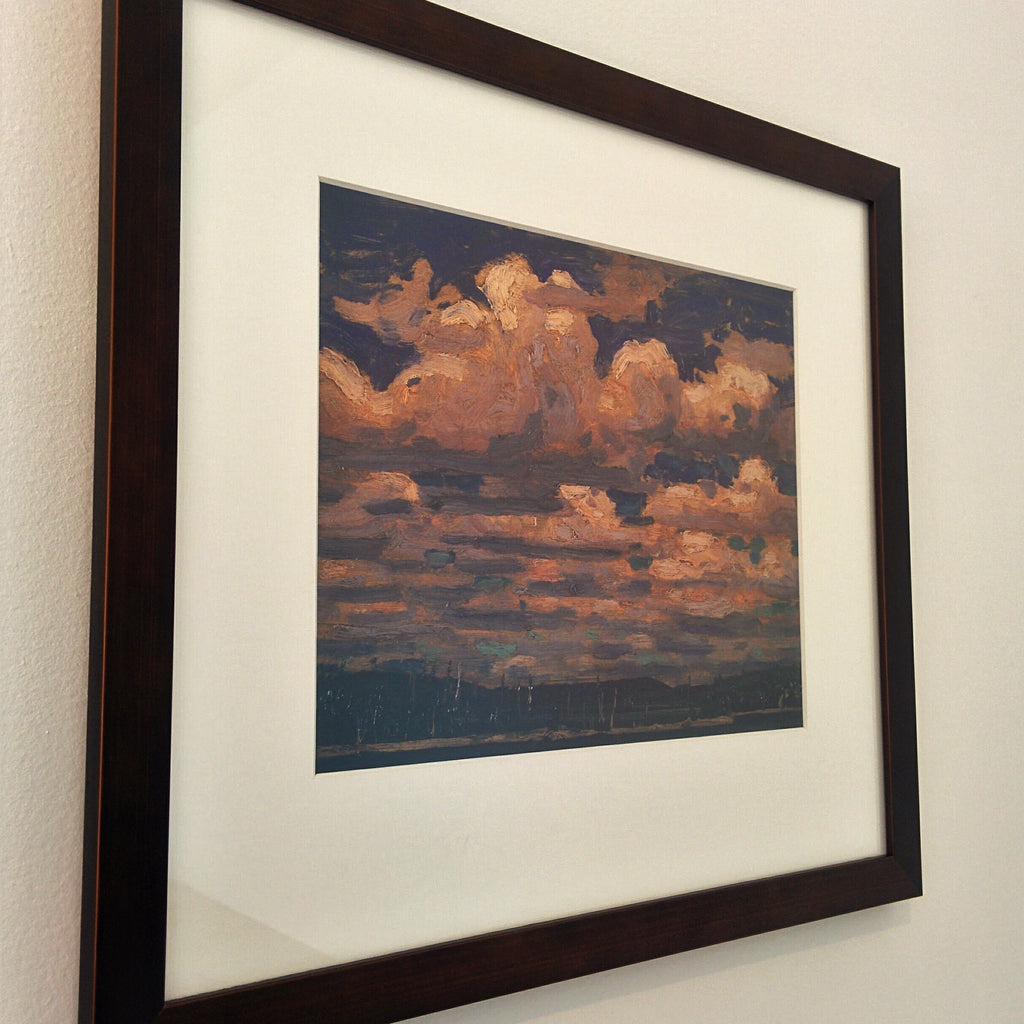 Group of Seven Framed Print - Tom Thomson - Summer Day
