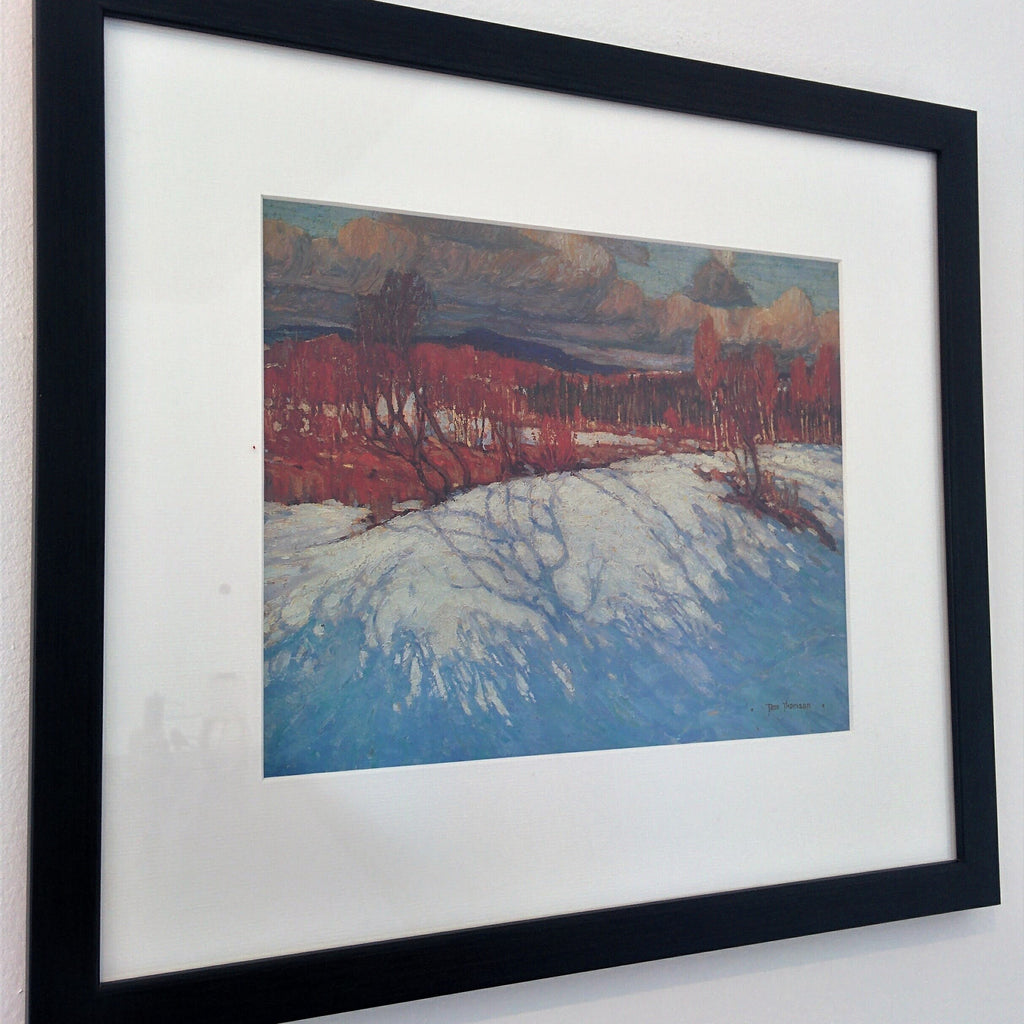 Group of Seven Framed Print - Tom Thomson - Afternoon, Algonquin Park