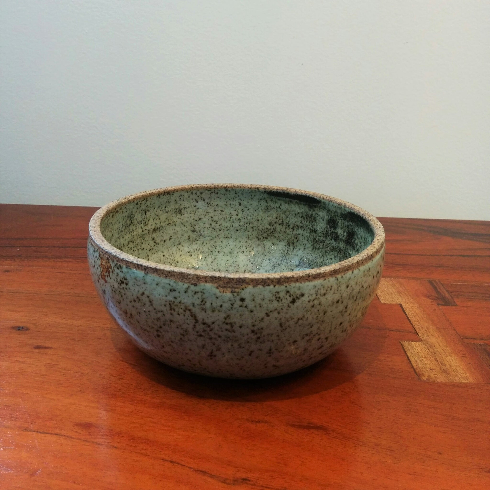 Pottery Bowl Handmade by Canadian Potter