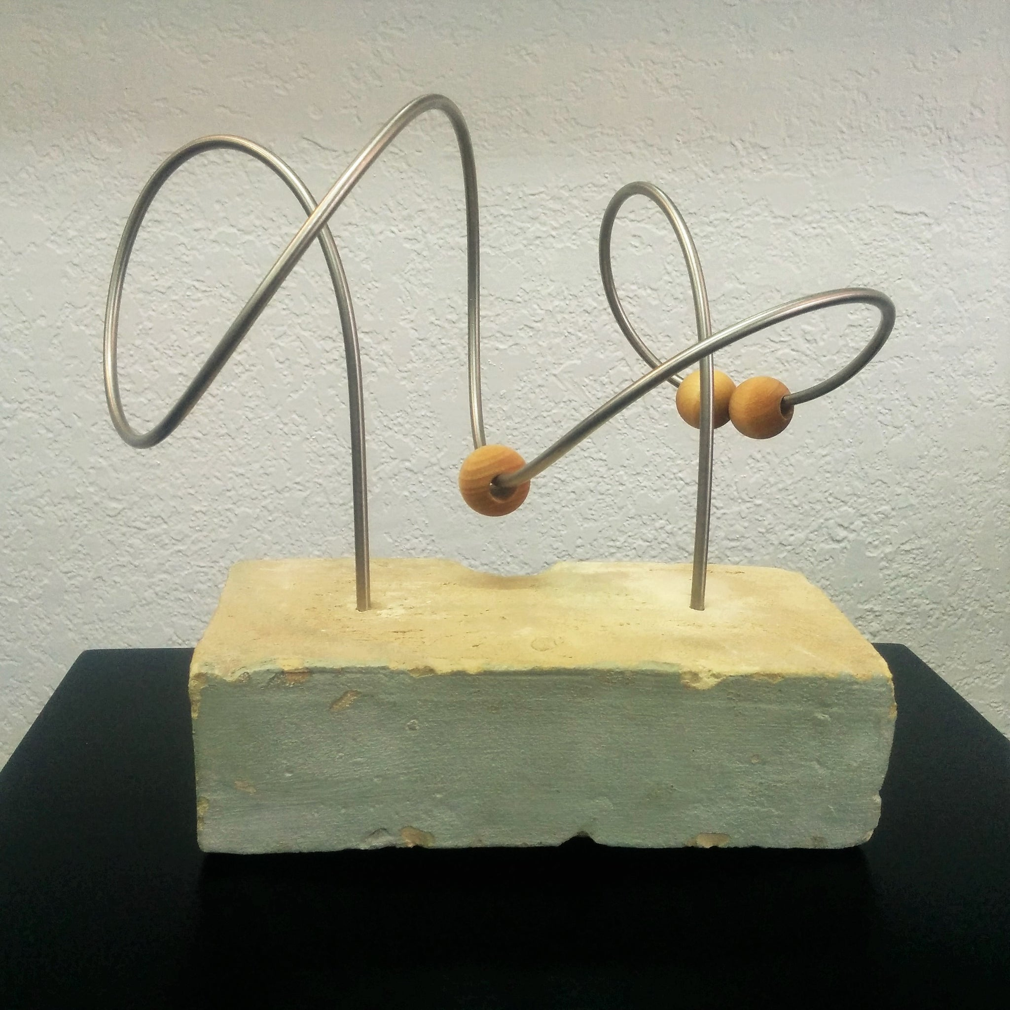 Kinetic Sculpture - Brick # 7