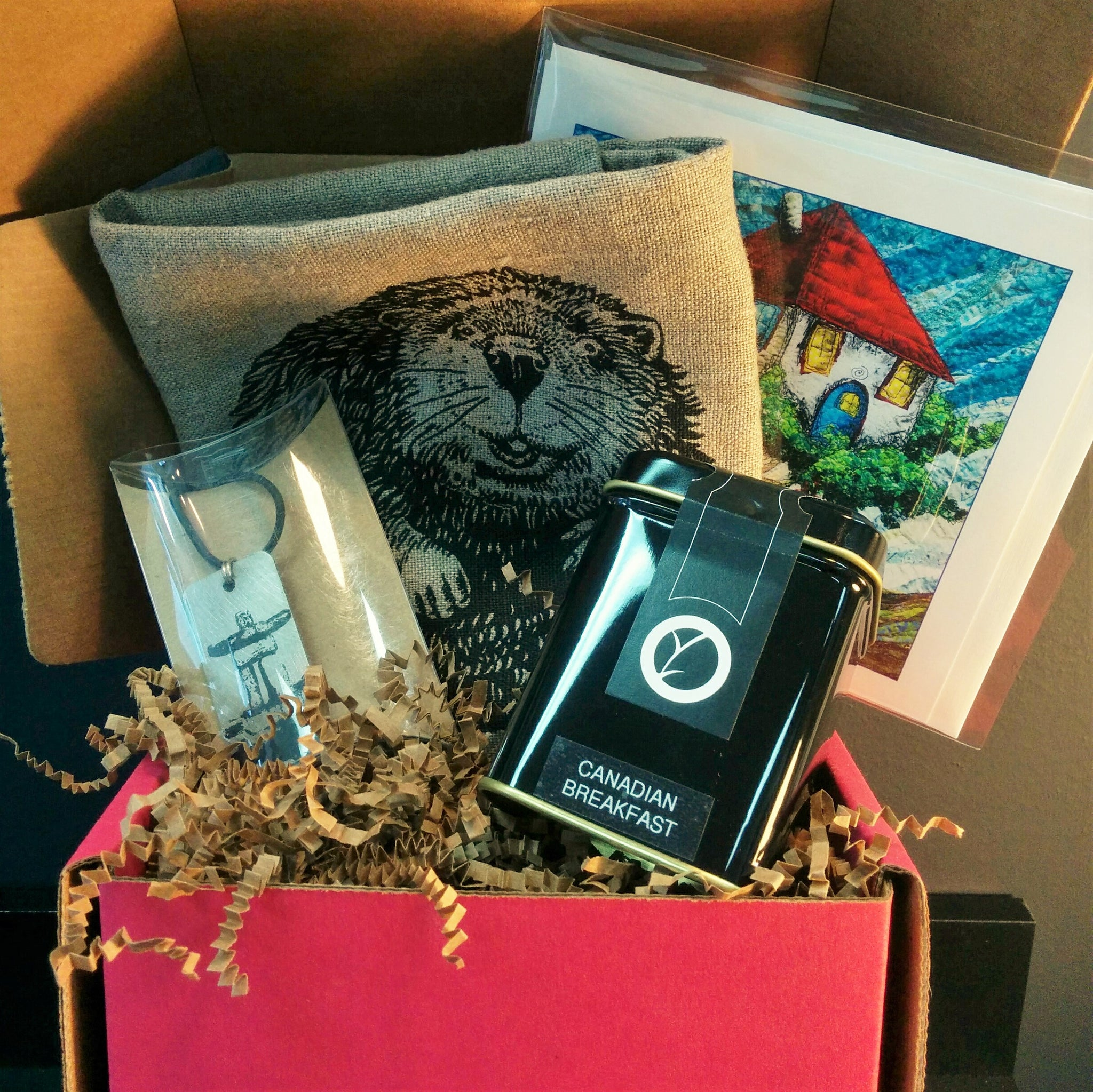 All Canadian Artisan Gift Box