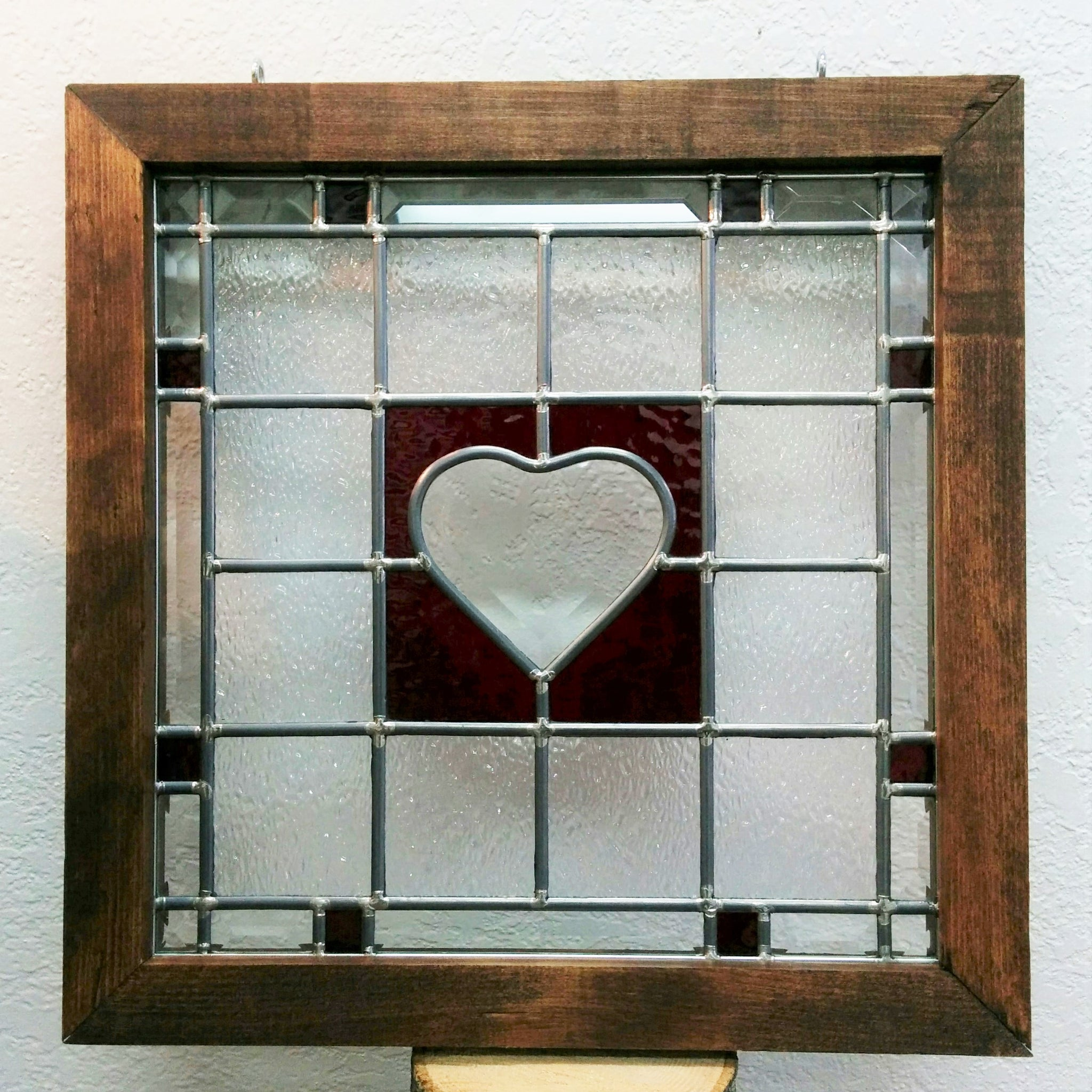 Stained Glass - LOVE