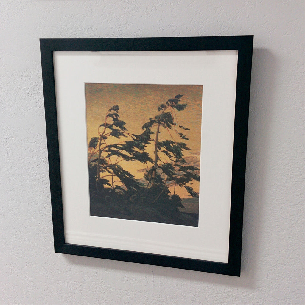 Group of Seven Framed Print - Tom Thomson - Pine Island, Georgian Bay, 1916