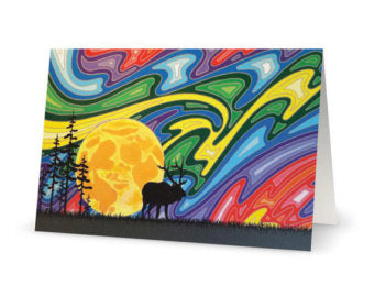 Notecards - Set of Three, by Summer Breeze