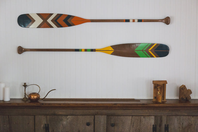 Hand-painted Paddle - The Sparrow