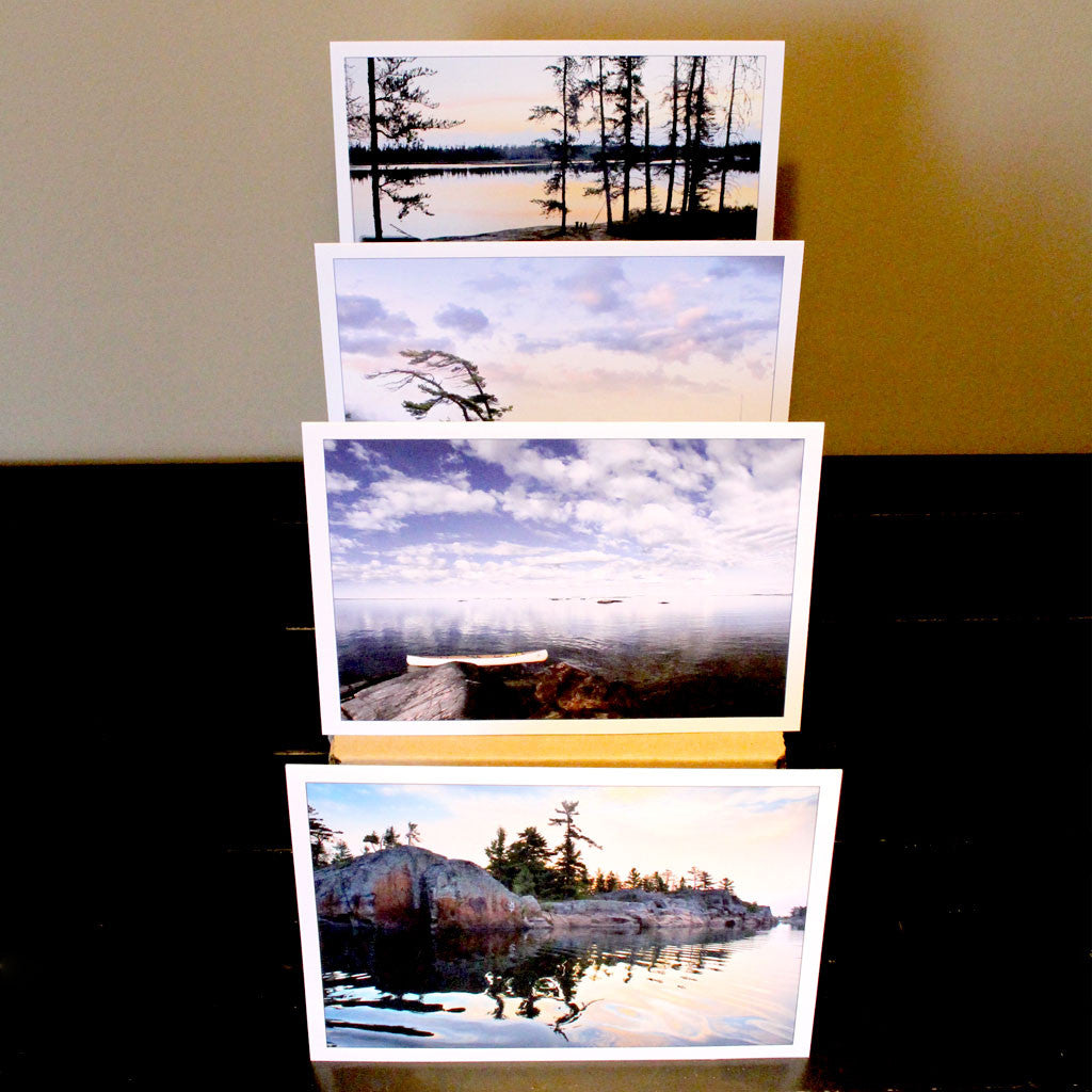 Photography Notecard Set - Northern Travels