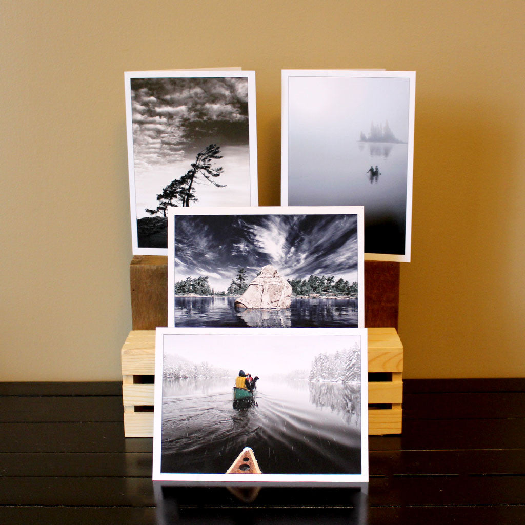 Photography Notecard Set - Northern Canada