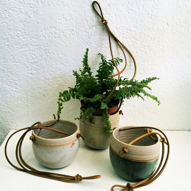 Pottery Hanging Plant Pot