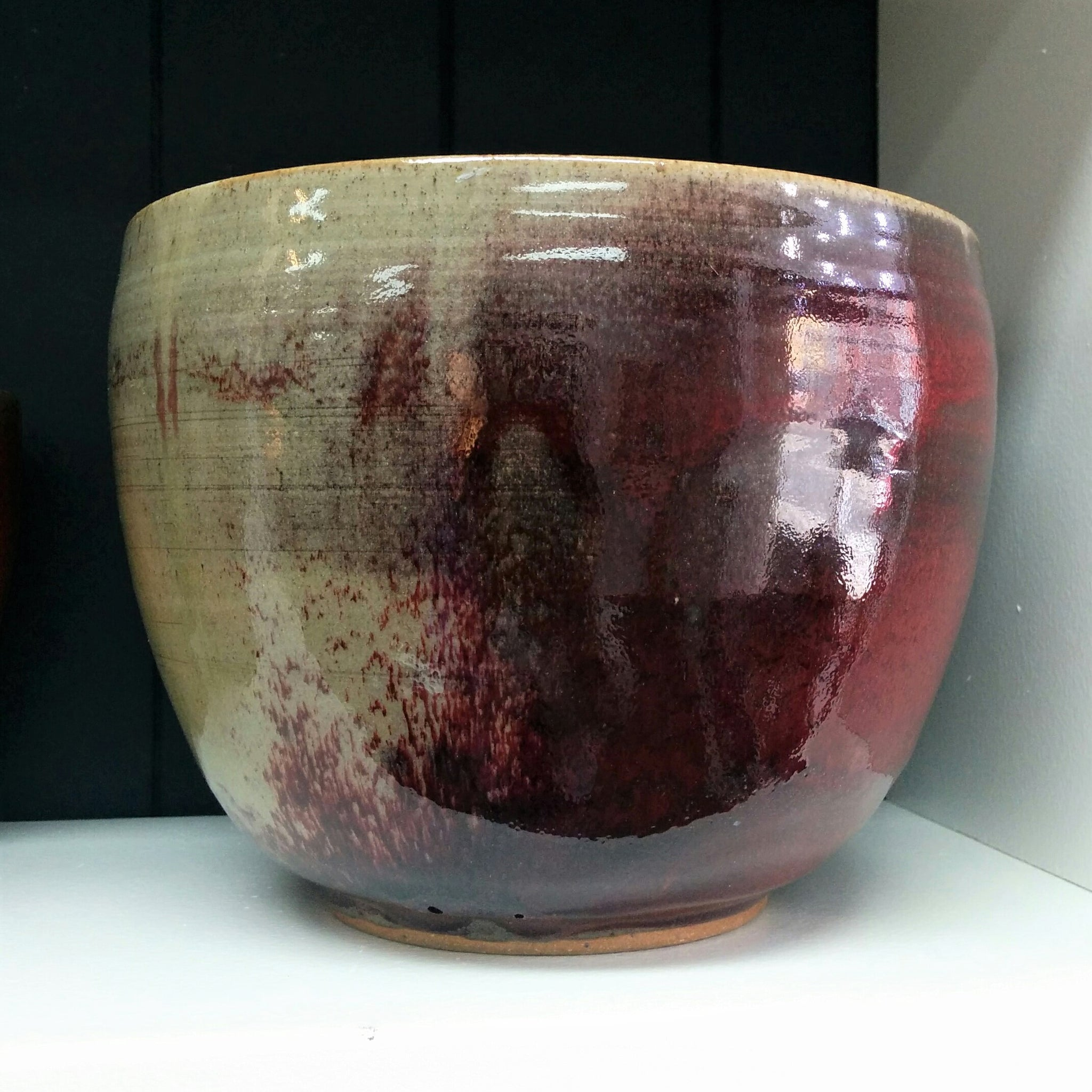 Pottery Bowl by Kitchener, ON potter Natalie Prevost