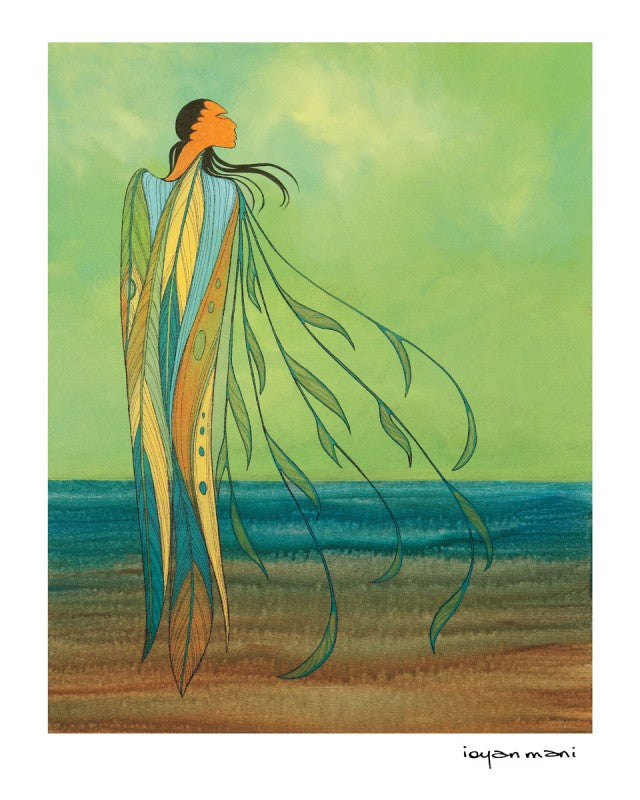 Limited Edition Print - Summer Winds