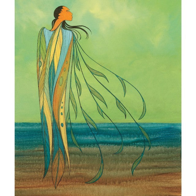 Summer Winds Limited Edition Print by Maxine Noel