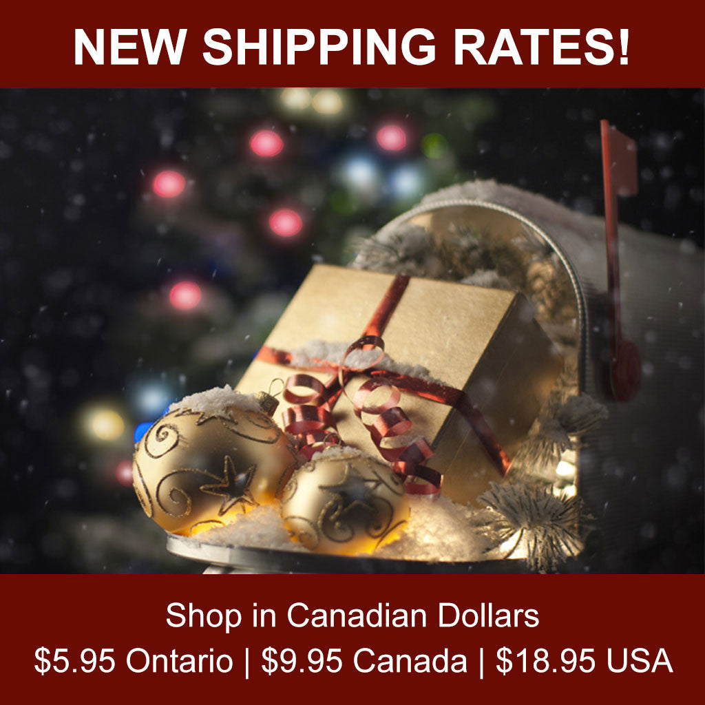 Awesome Shipping Rates!