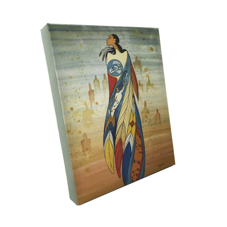 Fine Art Printed Canvases from the work of First Nation artists
