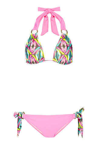 Kate Petals Triangle Bikini