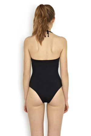 Evelyn Black Swimsuit