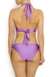 Fortuna Purple Swimsuit