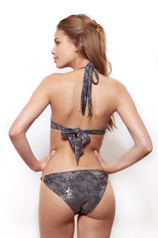 Fortuna Charcoal Swimsuit