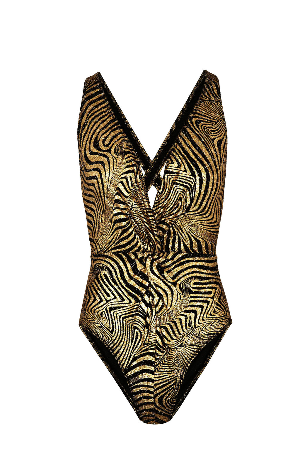 Joss Gold Swimsuit