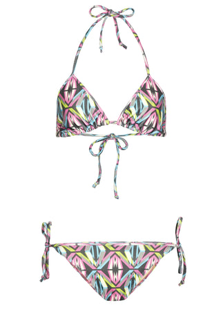 Fortuna Geometric Swimsuit