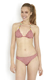 Kate Red Gypsy Eyes Bikini