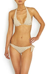 Molly Cream Polkadot Bikini