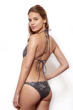 Tatiana Charcoal Swimsuit