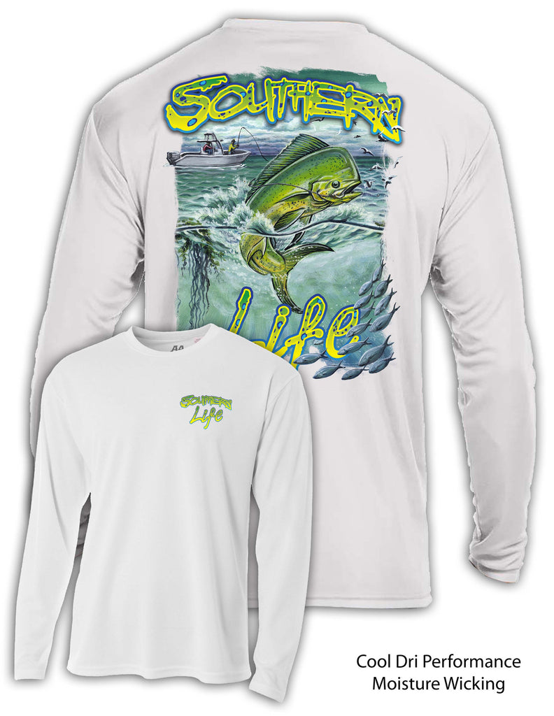 MahiLife Long Sleeve - Southern Life Apparel