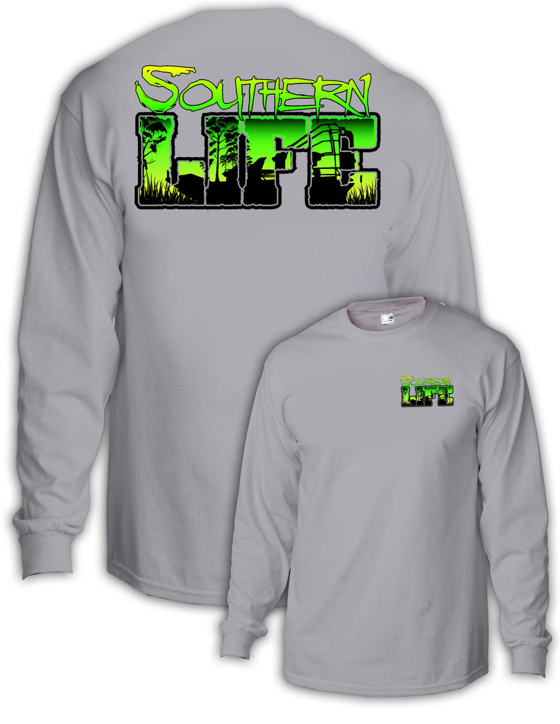 Blowboat Long Sleeve - Southern Life Apparel
