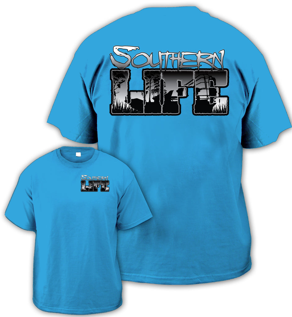 Blue Blowboat - Southern Life Apparel