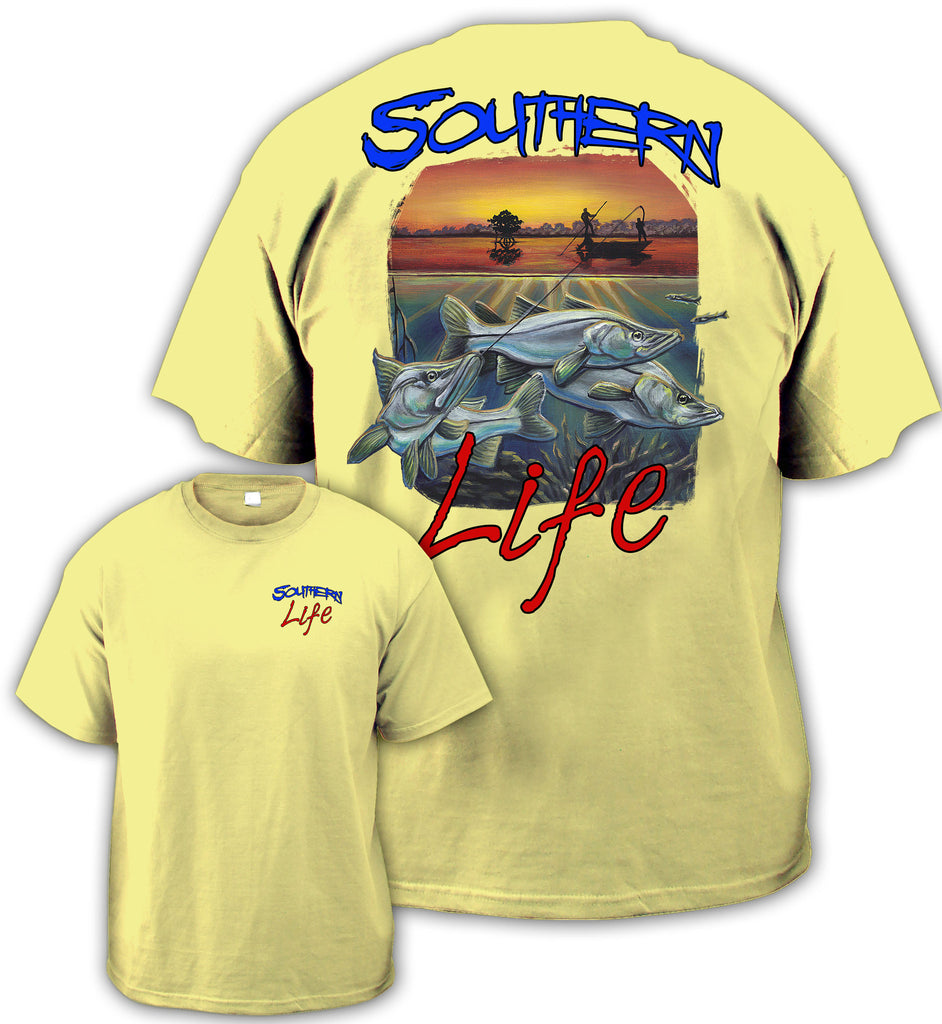 SnookLife - Southern Life Apparel