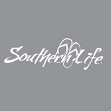 Ladies Flip Flop Decal - Southern Life Apparel