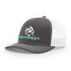 Monster Buck Snapback - Grey - Southern Life Apparel