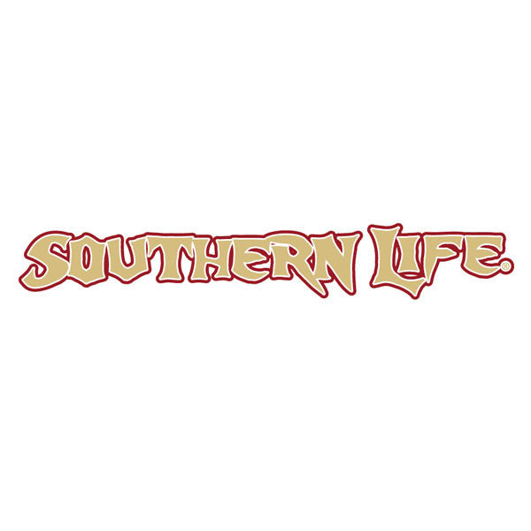 Maroon & Gold Southern Life Decal - Southern Life Apparel