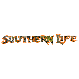 Orange Camo SL Decal - Southern Life Apparel