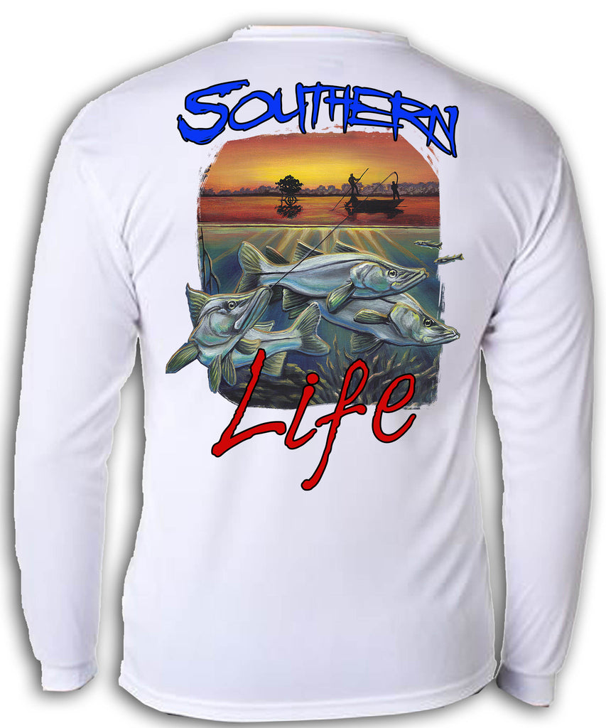 SnookLife Long Sleeve - Southern Life Apparel