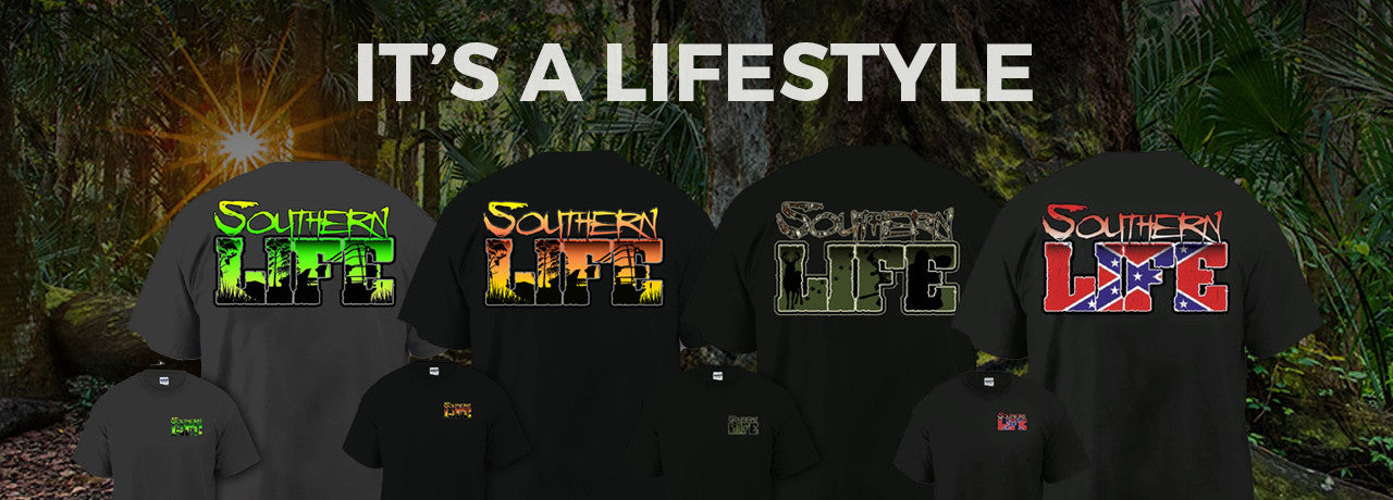 Shop Southern Life Apparel