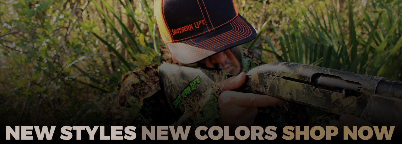 Southern Life Apparel | Hats & Headwear