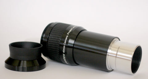 "GSO 1.25"" 40mm camera project lens(CPL) eyepiece"