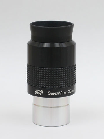 "GSO 1.25"" SuperView 20mm Eyepieces"