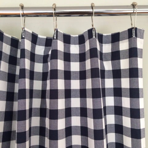 Southern Ticking Co Ticking Stripe Bedding Shower