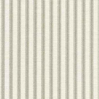 Gray Ticking Stripe Bedskirt | Twin, Full, Queen, King, Cal King, Extra Long Twin