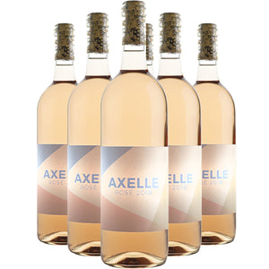 6for5 Axelle<br> 6 BOUTEILLES